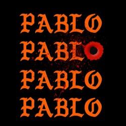 black sublimation pablo shirt