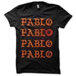 tee shirt pablo  sublimation
