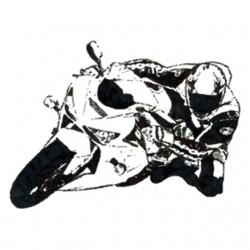 Tee shirt Moto sport...