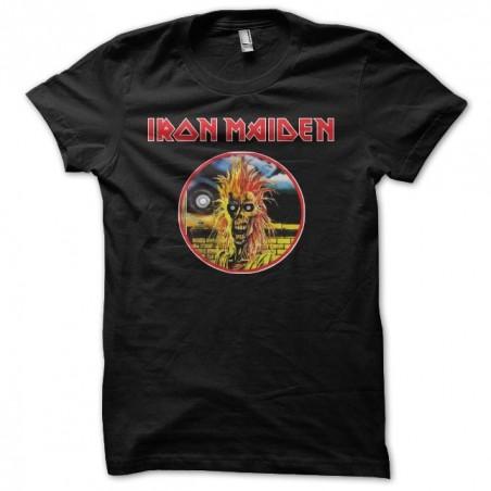 Tee shirt Iron Maiden fan art  sublimation