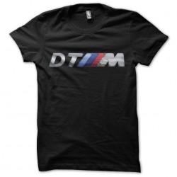 shirt dt M black sublimation