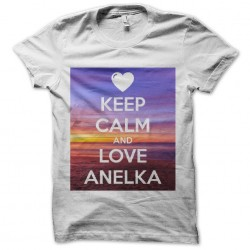tee shirt keep calm love...