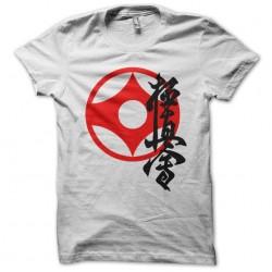 tee shirt kyokushin...