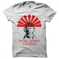 tee shirt miyagi school...
