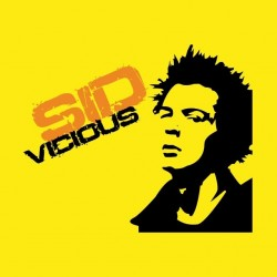 Tee shirt Sid vicious  sublimation