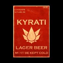 tee shirt far cry 4 kyrati beer sublimation