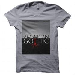 tee shirt american gothic...