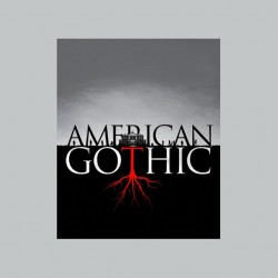 tee shirt american gothic  sublimation