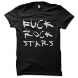 shirt fuck rock stars...