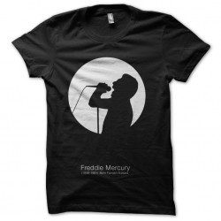 tribute shirt freddie...