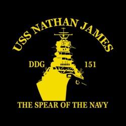 tee shirt uss nathan james the last ship sublimation