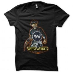 shirt westworld black...