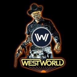 shirt westworld black sublimation