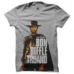 tee shirt le bon la biffle...