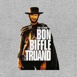 tee shirt le bon la biffle et le truand sublimation