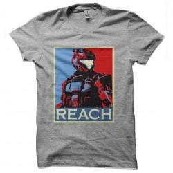 tee shirt halo reach post...