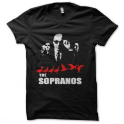 tee shirt les sopranos...