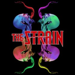 tee shirt the strain  sublimation