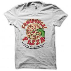 shirt kowabunga turtle...