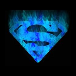 superman plutonium sublimation shirt