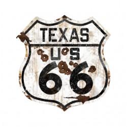tee shirt route 66 texas...