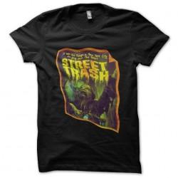 tee shirt street trash...