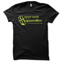 Apprentice Quenellier Dieudonné black sublimation t-shirt