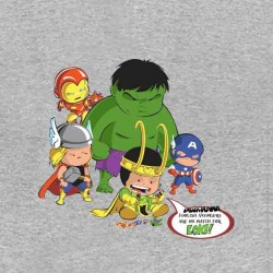 shirt small avengers sublimation
