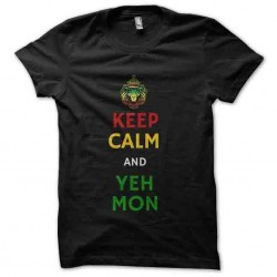 shirt yeah my rasta keep...