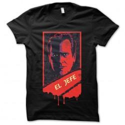tee shirt Ash El Jefe  sublimation