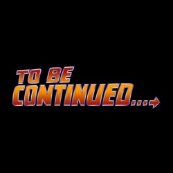 shirt to be continued back to the future sublimation