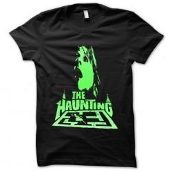 shirt the hauting black...