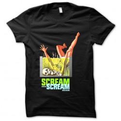 tee shirt scream scream...
