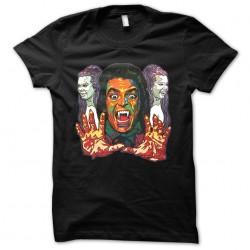 vampire shirt twins black...