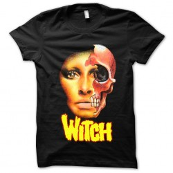 tee shirt witch  sublimation