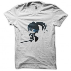T-shirt mini brs white sublimation
