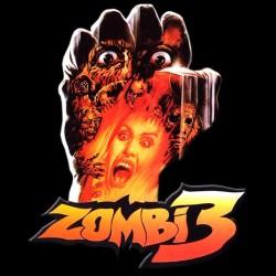 zombie shirt 3 black sublimation