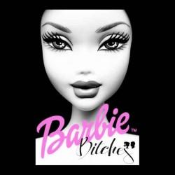 tee shirt barbie est une fille pas propre sublimation