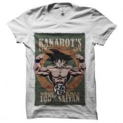 tee shirt dragon ball...