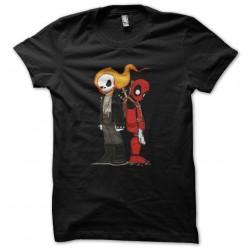 Tee shirt Undead buddy  sublimation