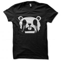 panda scary sublimation shirt