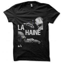 tee shirt la haine halftone...