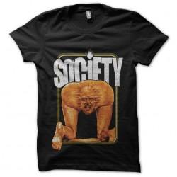 tee shirt society  sublimation