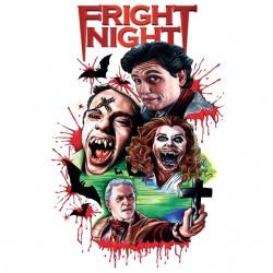 tee shirt fright night...