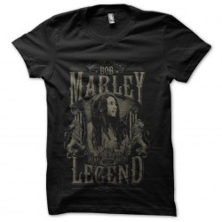 tee shirt bob marley rebel...
