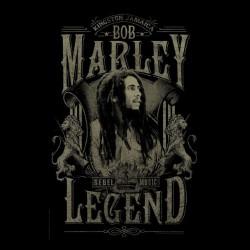 tee shirt bob marley rebel musique sublimation