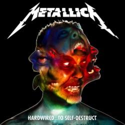 tee shirt Metallica Hardwired sublimation