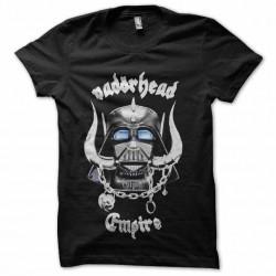 motorhead shirt and dark...