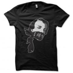 tee shirt muzzle sublimation