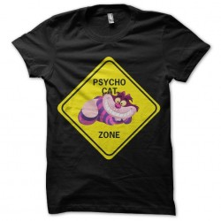 black sublimation psychocat...